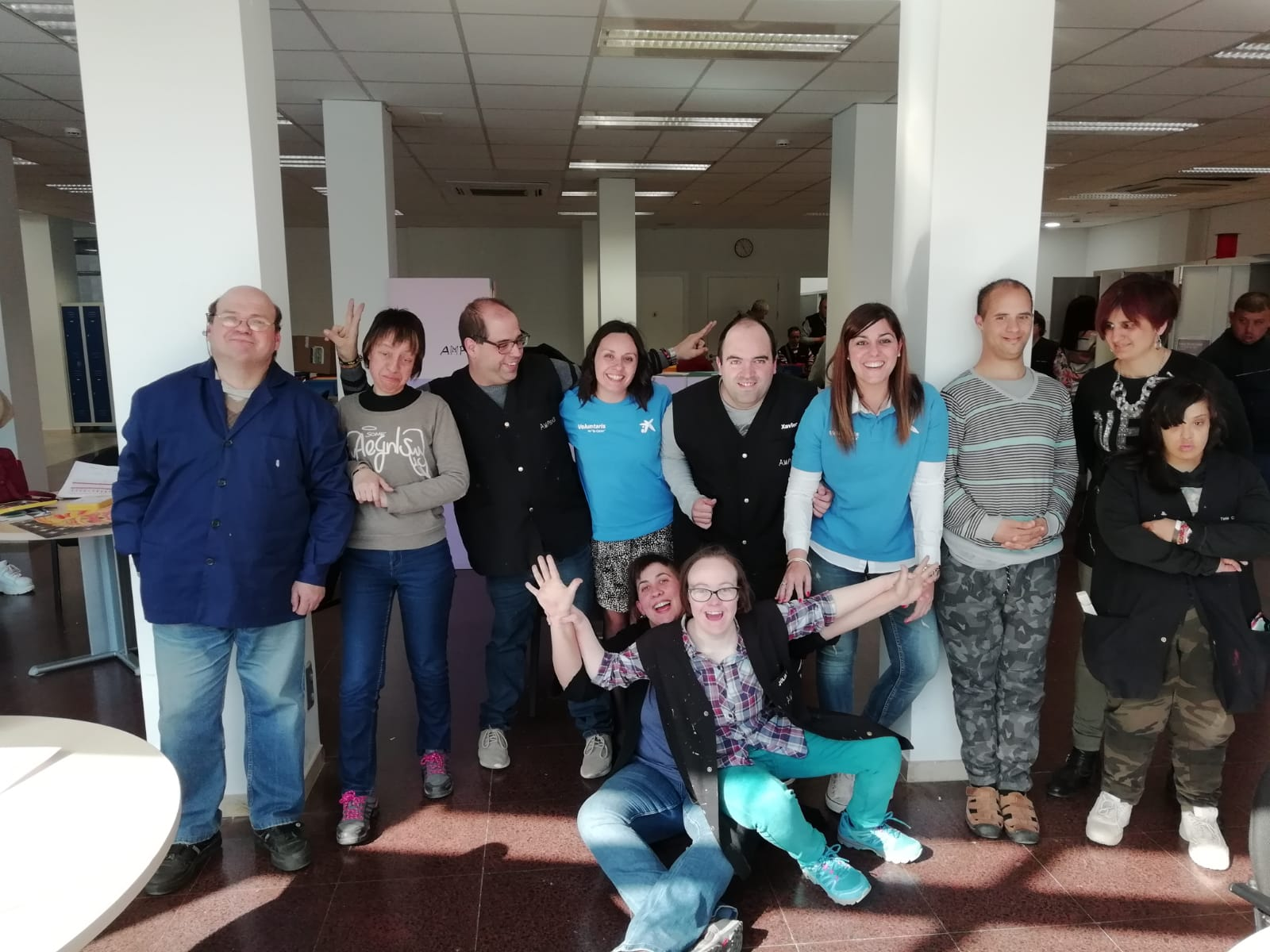 VOLUNTARIS LA CAIXA 5 - CO BASES